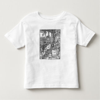 The Barber Toddler T-Shirt
