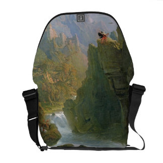 The Bard, c.1817 (oil on canvas) Courier Bag