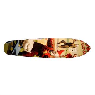 The Barnum & Bailey Greatest Show on Earth Skate Deck