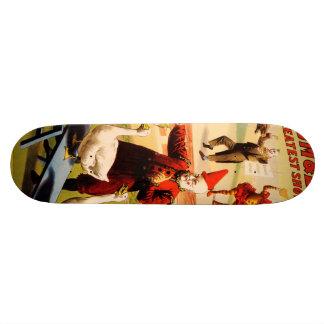 The Barnum & Bailey Greatest Show on Earth Skate Decks