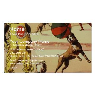 The Barnum & Bailey greatest show on earth The mar Business Card