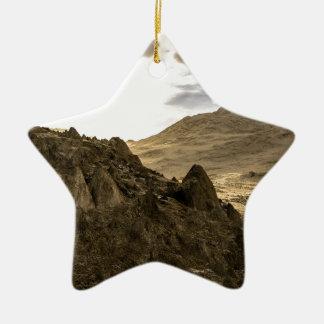 The Barren Land Christmas Ornament
