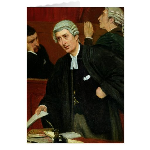 The Barrister Card
