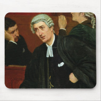 The Barrister Mouse Mat
