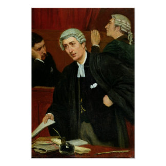 The Barrister Poster