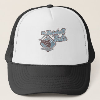 The Baseball Bats (Blue) Trucker Hat