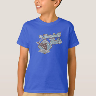 The Baseball Bats Wordplay T-Shirt