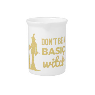 The Basic Witch Pitcher
