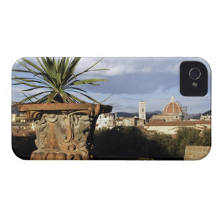The Basilica and Campanile di Giotto seen from iPhone 4 Cases