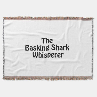 the basking shark whisperer