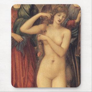 The Bath of Venus by Sir Edward Coley Burne Jones Mouse Pad