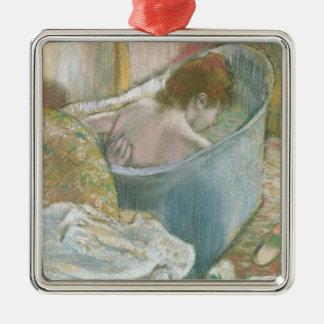 The Bath pastel Ornament