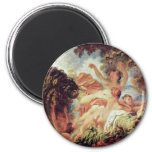 The Bathers By Fragonard, Jean-Honoré (Best Qualit