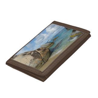 The Baths Tri-fold Wallet