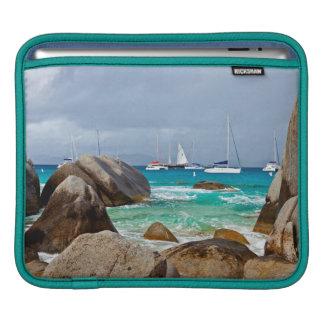 The Baths, Virgin Gorda, British Virgin Islands iPad Sleeve
