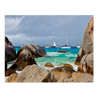 The Baths, Virgin Gorda, British Virgin Islands Postcard
