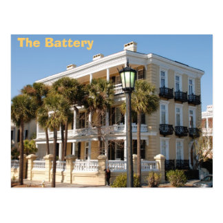 The Battery Postcard