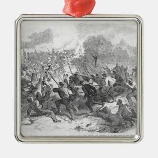 The Battle at Bull Run Christmas Ornament