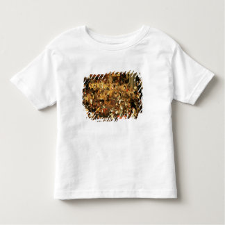 The Battle between Carnival and Lent Toddler T-Shirt