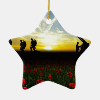 The Battle Christmas Ornament
