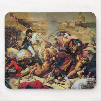 The Battle of Aboukir, 25th July 1799 Mouse Pad