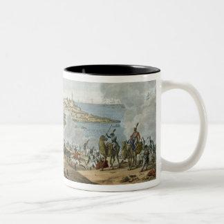 The Battle of Aboukir, 7 Thermidor, Year 7 (25 Jul Coffee Mug