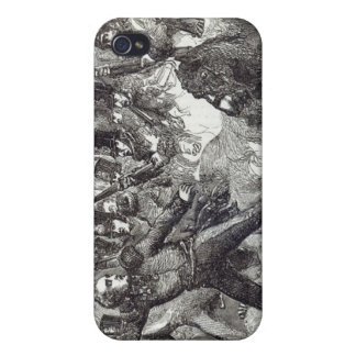 The Battle of Alma iPhone 4 Case