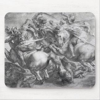 The Battle of Anghiari after Leonardo da Vinci Mouse Mat