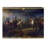 The Battle of Austerlitz Postcard