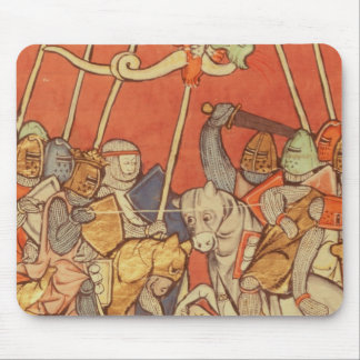 The Battle of Bedigran Mouse Mat