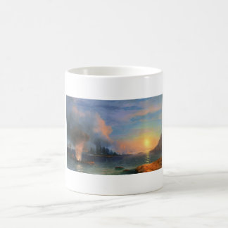 The Battle of Bomarsund Ivan Aivazovsky seascape Coffee Mugs