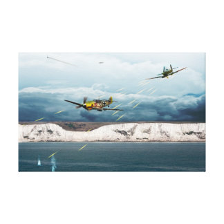 The Battle of Britain Canvas Print