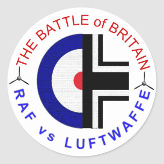 The Battle of Britain Sticker