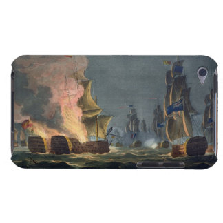 The Battle of Cabareta Point, July 12th 1801, engr Barely There iPod Cover