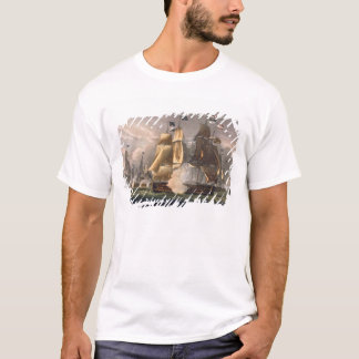 The Battle of Cape St. Vincent, February 14th 1797 T-Shirt
