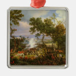 The Battle of Chiclana, 5th March 1811, 1824 Christmas Ornament