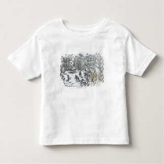 The Battle of Courtrai Between the French Toddler T-Shirt