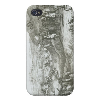 The Battle of Edgehill, 23rd October 1642 iPhone 4/4S Cases