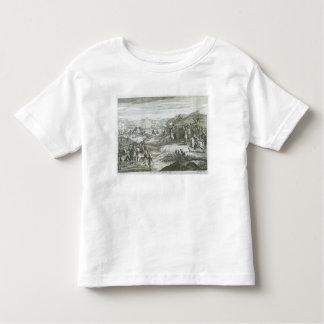 The Battle of Edgehill, 23rd October 1642 Toddler T-Shirt