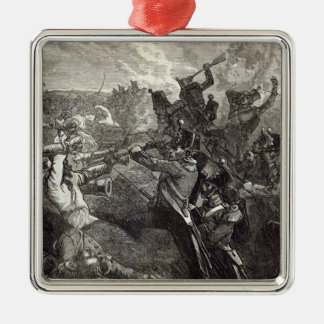 The Battle of Ferozeshah Christmas Ornament