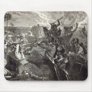 The Battle of Ferozeshah Mouse Mat