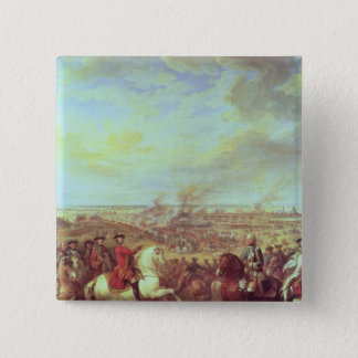 The Battle of Fontenoy, 11th May 1745 15 Cm Square Badge