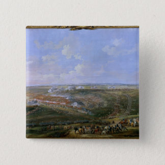 The Battle of Fontenoy, 11th May 1745, 1779 15 Cm Square Badge