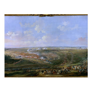 The Battle of Fontenoy, 11th May 1745, 1779 Postcard