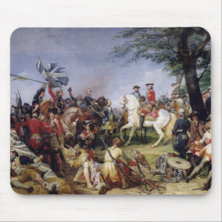 The Battle of Fontenoy, 11th May 1745, 1828 Mouse Mat