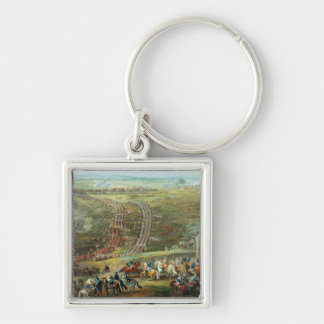 The Battle of Fontenoy, 11th May 1745 Key Ring