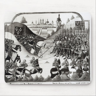 The Battle of Formigny Mouse Mat