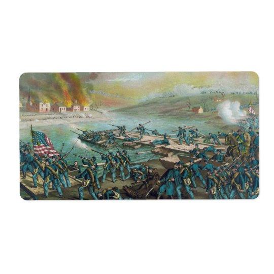 The Battle of Fredericksburg by Kurz and Allison