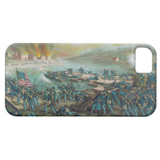 The Battle of Fredericksburg by Kurz and Allison iPhone 5 Case
