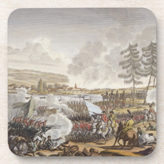 The Battle of Friedland, 14 June 1807, engraved by Coaster